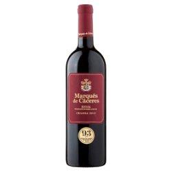 Marqués de Cáceres Rioja Crianza 75cl