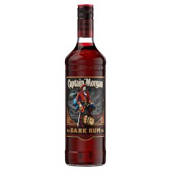 Captain Morgan Dark Rum 70cl