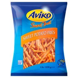 Aviko Sweet Potato Fries 2270g