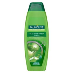 Palmolive Naturals Silky Shine Effect Shampoo for Normal Hair 350ml