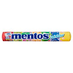 Mentos Rainbow Chewy Dragees 37.5g