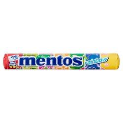 Mentos Rainbow Roll 37.5g