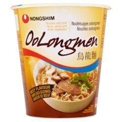 Nongshim Oolongmen Beef Flavour 75g