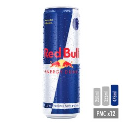 Red Bull Energy Drink, 473ml, PM £1.99 (12 Pack)