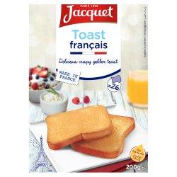 Jacquet Toast Français 200g