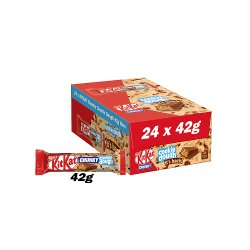 KITKAT Chunky Cookie Dough Chocolate Bar 42g