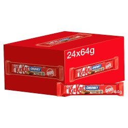 KITKAT Chunky Duo Milk Chocolate Bar 64g