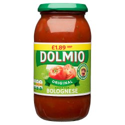 DOLMIO® Sauce for Bolognese Original 500g