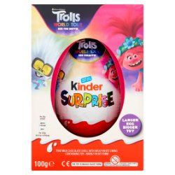 Kinder Surprise Easter Egg 100g