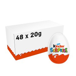 Kinder Surprise Pink & Blue