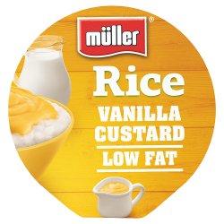 Müller® Rice® Vanilla Custard 180g