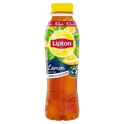 Lipton Ice Tea Lemon PMP 500ml