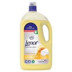 Lenor Professional Fabric Conditioner Summer Breeze 4L