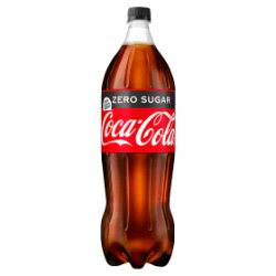 Coca-Cola Zero Sugar 1.75L PMP £1.85 or 2 for £2.89
