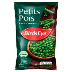 Birds Eye Petits Pois 450g