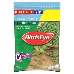 Birds Eye Garden Peas GBP2.49