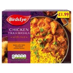 Birds Eye Chicken Tikka Masala with Rice 400g