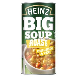 Heinz Big Soup Roast Chicken & Veg 500g
