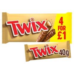 TWIX® Snacksize 8 x 20g (160g)