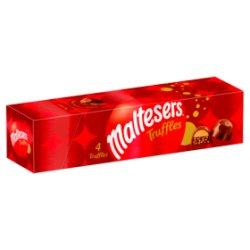 MALTESERS® 4 Truffles Treat Pack 36g