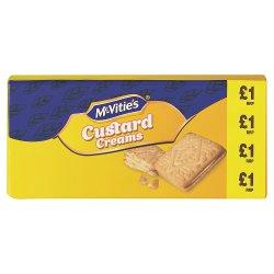 McVitie's Custard Cream Biscuits 300g