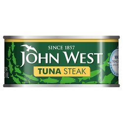 John West Tuna Steak in Sunflower Oil 160g