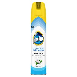 Pledge Clean It Multisurface Polish Cleaner Jasmine 250ml