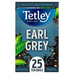 Tetley Earl Grey Tea Bags x25