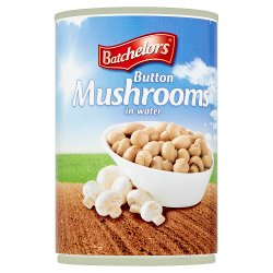 Bachelors Button Mushrooms in Water 285g