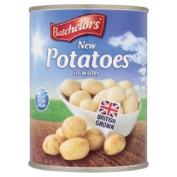 Batchelors New Potatoes in Water 540g