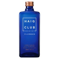 Haig Club Clubman Single Grain Scotch Whisky 70cl