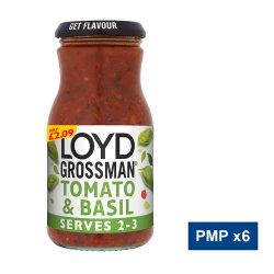 Loyd Grossman Tomato & Basil 350g