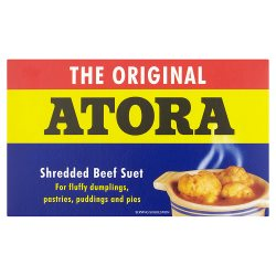 Atora Original Beef Shredded Suet 200g