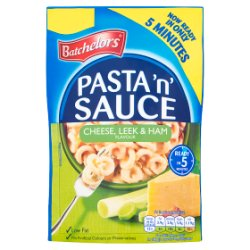 Batchelors Pasta 'n' Sauce Cheese, Leek & Ham Flavour 110g