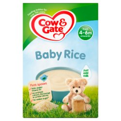 Cow & Gate Baby Rice Cereal 100g