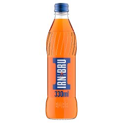 Irn Bru 330ml Glass Bottles