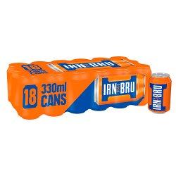 IRN-BRU 18 x 330ml Cans