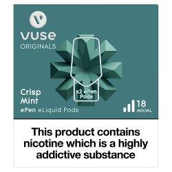 Vuse ePen Pods Crisp Mint 18mg/ml