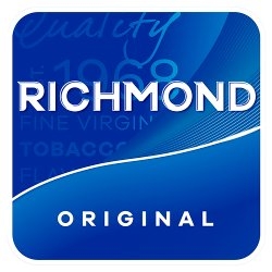 Richmond Kingsize Real Blue (Plain)