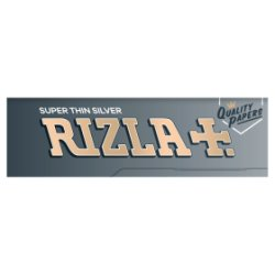 Rizla Regular Silver 50s