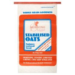 Morning Foods Stabilised Oats 12.5kg