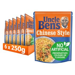 UNCLE BEN'S® Special Chinese Style Rice 250g