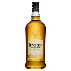 Teacher's Highland Cream Blended Scotch Whisky 1 Litre