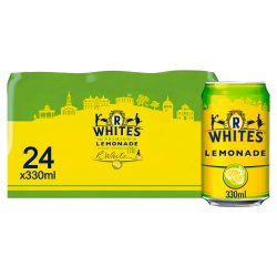 R.Whites Lemonade 24 x 330ml