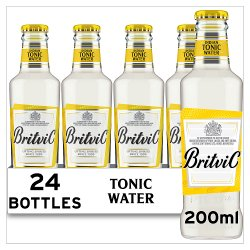 Britvic Indian Tonic Water 24 x 200ml