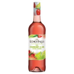 Echo Falls Fruits Strawberry & Lime 750ml