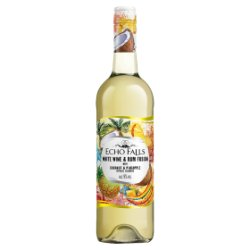 Echo Falls White Wine & Rum Fusion 750ml