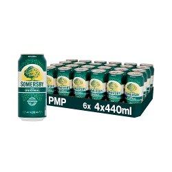 Somersby Original Cider 4 x 440ml PMP £4