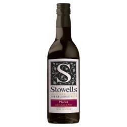 Stowells Merlot 187ml