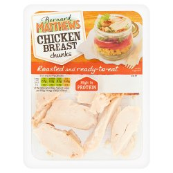 Bernard Matthews Chicken Breast Chunks 90g